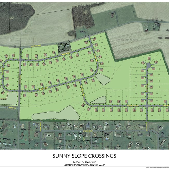Sunny Slope Crossings Draft Rendering